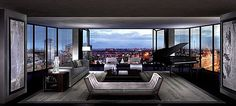 $218 Mil London Condo World-record Price Earns Mystery Buyer Room ...