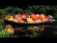 Chihuly and the Denver Botanic Gardens - YouTube