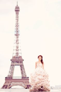 A Paris wedding would be nice ;-)