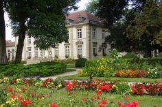 Bourbonne-les-Baines in de regio Champagne-Ardenne, #France