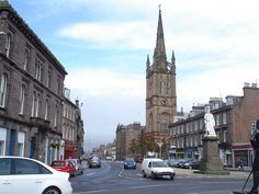 This town will always hold a piece of my heart _montrose scotland -