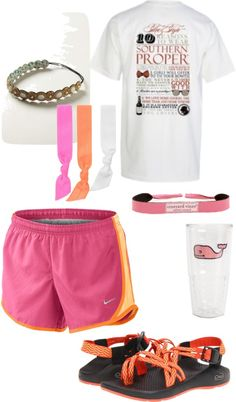"""Prepped Up Summer 2"" by peytonchildress on Polyvore"