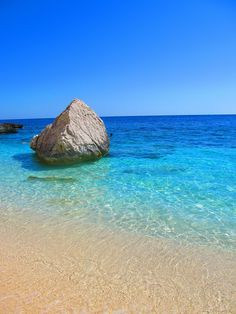 Many people ask me if there is still a beautiful yet safe beach destination left in this world? Good news...there is! You can't get safer or more beautiful than Cala Mariolu beach.