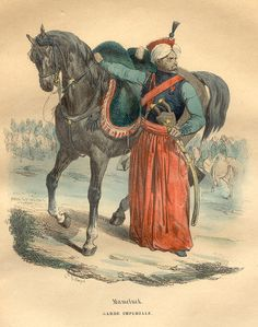 "Mamluk - A soldier of slave origin, from Turkic tribes like Cuman or Kipchak and later Circassian and Georgian.The ""mamluk phenomenon"", as David Ayalon dubbed the creation of the specific warrior class, was of great political importance and was extraordinarily long-lived, lasting from the 9th to the 19th century AD."