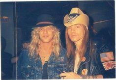 Steven & Axl