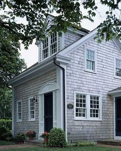 adorable shingle cottage - adorable but larger than I want