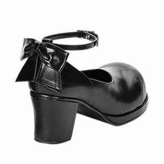$45 Womens Gothic Shoes! Lolita maryjane womens gothic shoes!