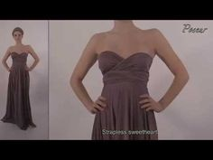 cd11b2047638 36 Best Convertible dress images | Convertible Dress, Bridesmade ...