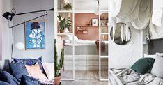 9 compact living-tips – i lyxskandinavisk stil   ELLE Interior Styling, Interior Design, Compact Living, Scandinavian Interior, Elle Decor, Home And Living, Man Cave, Tiny House, Ikea