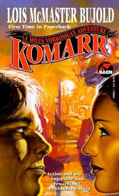 Lois McMaster Bujold: Komarr (Vorkosigan Saga, #11). At last Miles meets The Woman, but she's married.