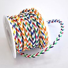Perfect for Leather Bracelets, especially for Christmas.  R38/5m from Paradise Creative Crafts