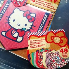 Hello Kitty stationary - never Can have enough