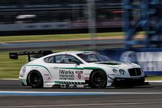 Motor'n   BENTLEY RETURNS TO PIRELLI WORLD CHALLENGE FOR 2016