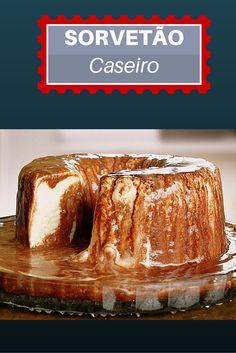 Deliciosa sobremesa! Sorvete Caseiro!  http://www.menucriativo.com/2015/11/sorvetao-caseiro.html