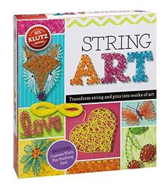 Ever wondered how to make DIY string art? Here's a list of inspiration and tutorials that will have you grabbing some nails and string in no time! Try it!