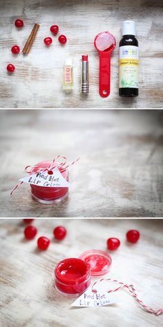 Cinnamon DIY Lip Gloss | HelloGlow.co