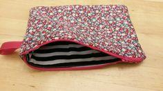 Make me gorgeous make up bag #beginners #sewing at saturdaysewingsession.co.uk