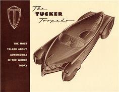 Tucker Torpedo Brochure, ca.1946