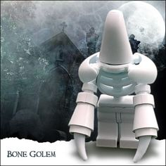 Bone Golem by Morgan190, via Flickr