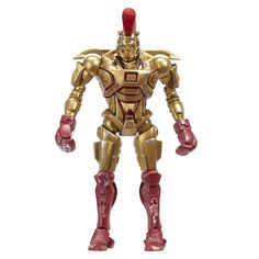 Amazon.com: Real Steel Figure Wave 1 Midas: Toys & Games