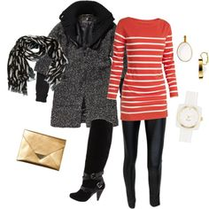 Cold monday, created by dreygraph on Polyvore