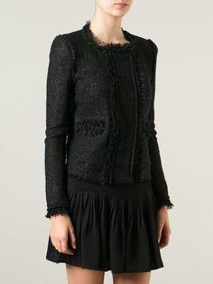 Isabel Marant - Henrick Cotton-blend Bouclé Jacket