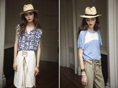 Ulla Johnson Spring 2013 fashion