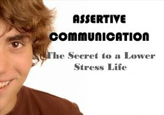 """Description of what assertiveness is, explanation of how assertiveness is helpful, and examples of using """"I"""" statements to improve assertiveness.  Assertiveness tips are also included."""