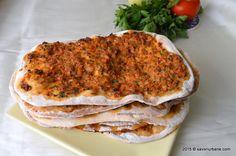 Retete turcesti- The Food Connection Arabic Breakfast, Turkish Recipes, Ethnic Recipes, Baking Bad, Oriental Food, Lasagna, Quiche, Pizza, Chili