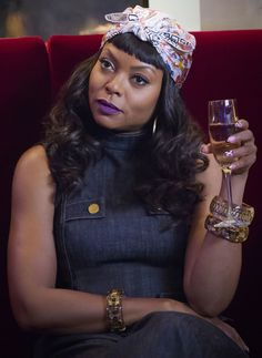 """Cookie Lyon is bringing the style on this season of """"Empire."""""""