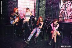 #blackpink #lisa #rose #jennie #jisoo