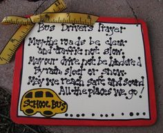 ... ideas about Bus Driver Gifts on Pinterest | Bus Driver, Bus Driver