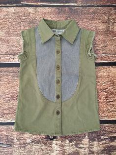 NWT Jak /& Peppar by Mustard Pie Hooded Gladiator Faux Fur Vest ~ Size 6