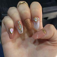 Manicure, Creative Nails, You Nailed It, Nail Designs, Beauty, Nail Design, Nail Art, Nail Ideas, Work Nails