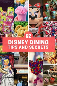 Whether you're dining with or without the Disney Dining Plan you need to eat while you're on vacation so we're sharing our best Disney dining tips, secrets and hacks to help you enjoy it to the full! Disney World Tipps, Disney World Food, Walt Disney World Vacations, Disney World Tips And Tricks, Disney Tips, Disney World Hacks, Plan Disney World Trip, Dining Plan Disney World, Disney Worlds