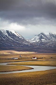 // Varmahlid, Iceland