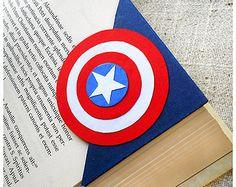 Captain America/Winter Soldier bookmark