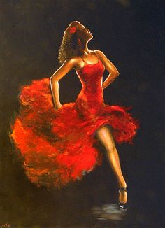 *Duende The Spirit of Dance* ~ by Justine Marjoribanks ♡♥