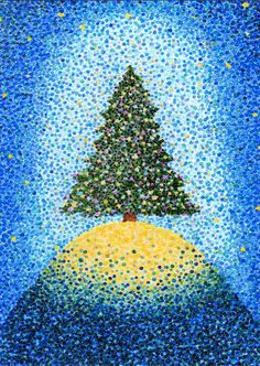 pointillism - Google Search