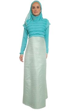Bella Formal Long Maxi Dress- Modest Fashion Islamic Fashion