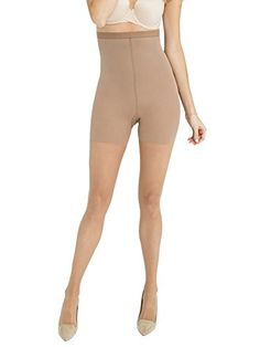 Women's Sheers - SPANX HighWaisted Luxe Leg Sheers * Want to know more, click on the image. (This is an Amazon affiliate link)