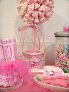 De Libelulas y Mariposas...: Mesa de golosinas o candy bar