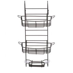 Home Depot Shower Caddy Delectable 20 Great Spacesaving Ideas For Doors  Doors Shower Doors And Spaces Review