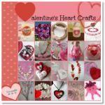 63 Valentines Heart Crafts pattern & tutorials