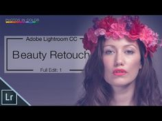 In this Lightroom tutorial I explain how to do complete portrait edit in Lightroom CC 2015 and Lightroom 6. A full beauty retouch in Lightroom is now possibl...