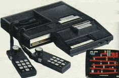 When everyone else had teh super cool Atari, we had this - ColecoVision. They didn't make a lot of games and the company (which made Cabbage Patch Dolls) went bankrupt by the late 80s. Dad was always into getting the newest thing available and this system was supposed to be the best....