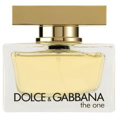 Perfume The One Dolce & Gabbana 75ml - R$ 185,00 no MercadoLivre