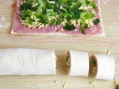 » Rulouri din foietaj cu sunca presataCulorile din Farfurie Jacque Pepin, Cheese, Food, Essen, Meals, Yemek, Eten