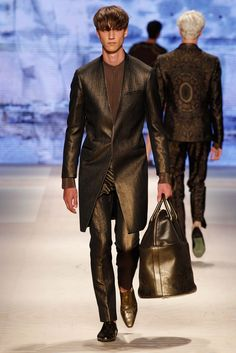 Etro Spring 2016 Menswear - Collection - Gallery - Style.com