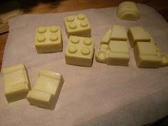 Savon Lego, Lego soap
